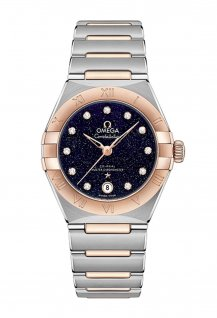 Constellation Omega Co-Axial Master Chronometer 29 mm