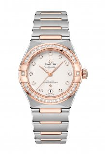 Constellation Manhattan Omega Co-Axial Master Chronometer 29mm