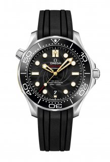 "Seamaster Diver 300m Co-Axial Master Chronometer 42 mm ""James Bond"""