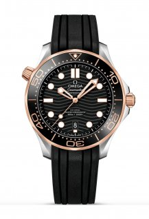 Seamaster Diver 300M Co-Axial Master Chronometer