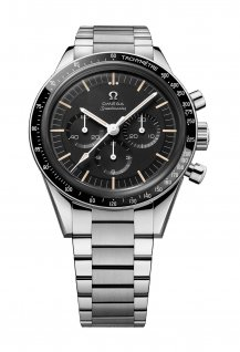 Speedmaster Moonwatch chronograph steel