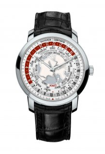 Traditionnelle World Time Only Watch