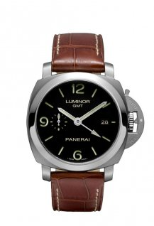 PAM00320 - Luminor 1950 3 Days GMT Automatic Acciaio - 44MM