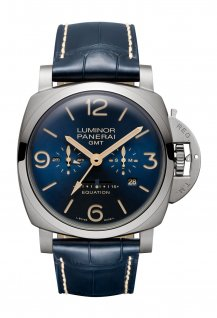 PAM00670 - Luminor 1950 Equation of Time 8 Days GMT