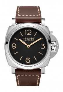 PAM00673 - Luminor 1950 3 Days Acciaio Marina Militare