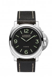 PAM00560 - Luminor Base 8 Days Acciaio 44MM