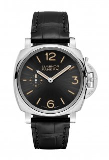 PAM00676 - Luminor Due 3 Days Acciaio - 42mm