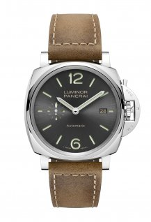 Luminor Due 3 Days Automatic Acciaio - 42mm