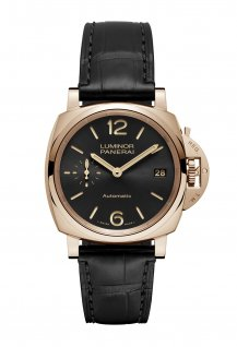 Luminor Due 3 Days Automatic Oro Rosso 38mm