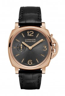 PAM00677 - Luminor Due 3 Days Oro Rosso - 42mm