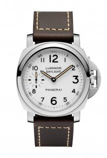 PAM00785 - Luminor Daylight 8 Days Acciaio 44 mm
