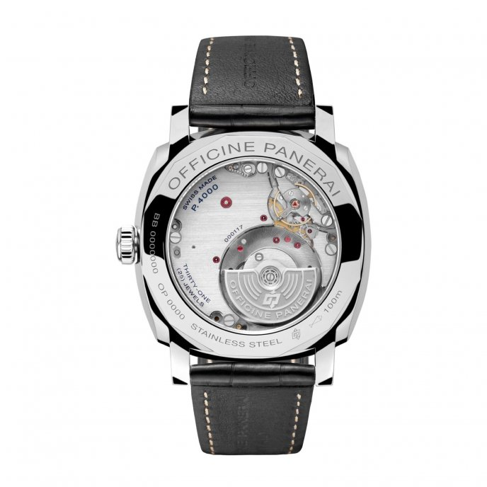 PAM00620 - Radiomir 1940 3 Days Automatic Acciaio - 42mm