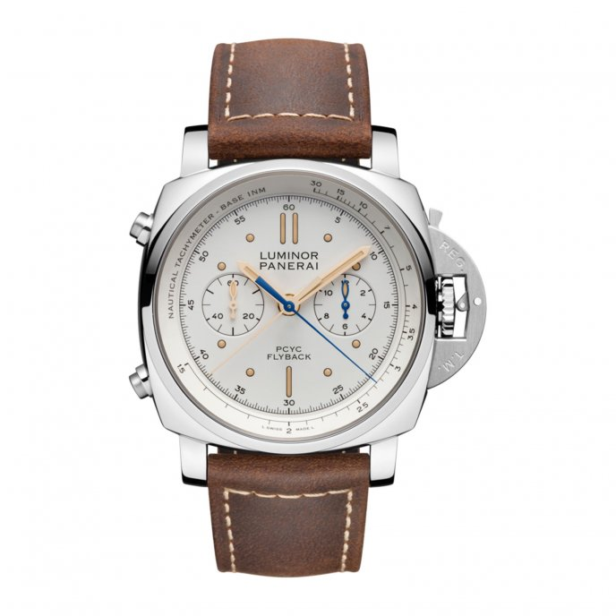 Luminor 1950 PCYC 3 Days Chrono Flyback Automatic Acciaio
