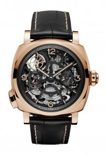 PAM00600 - Radiomir 1940 Minute Repeater Carillon Tourbillon Gmt – 49mm