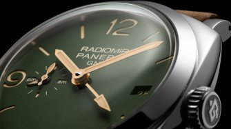 4 new Radiomir models Watches