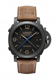 PAM00580 - Luminor 1950 3 Days Chrono Flyback Automatic Ceramica - 44mm