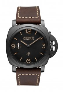 PAM00617 - Luminor 1950 3 Days Titanio DLC – 47mm