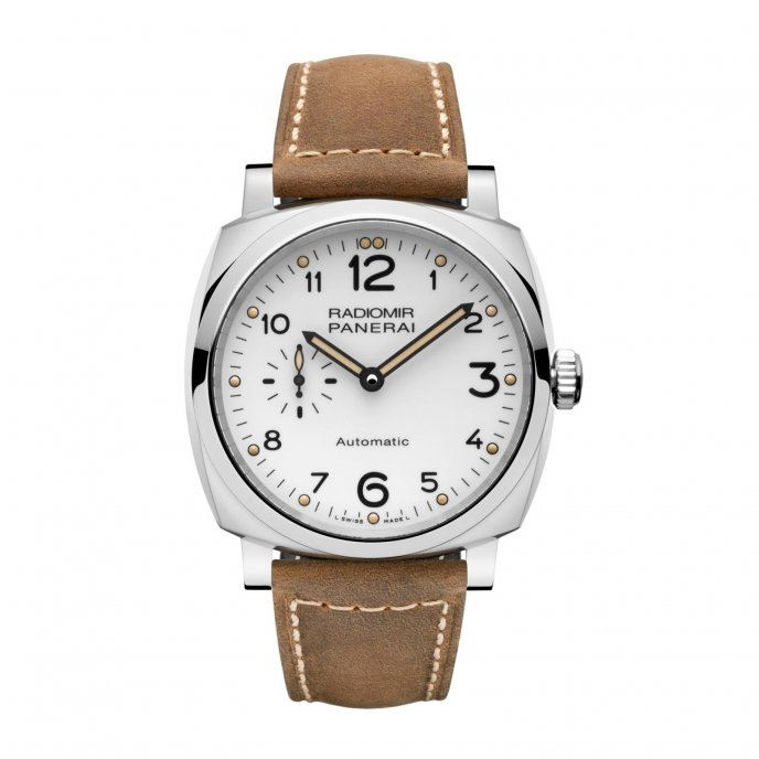 PAM00655 - Radiomir 1940 3 Days Automatic Acciaio – 42mm
