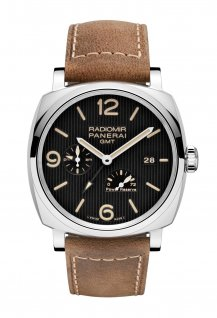 PAM00658 - Radiomir 1940 3 Days GMT Power Reserve Automatic Acciaio - 45mm