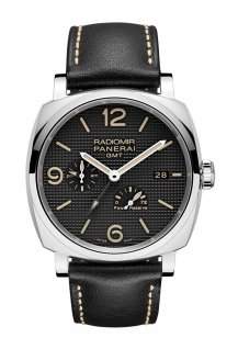 PAM00628 - Radiomir 1940 3 Days GMT Power Reserve Automatic Acciaio - 45mm