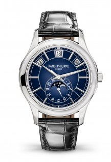 Annual Calendar Moon Phases Ref. 5205G-013