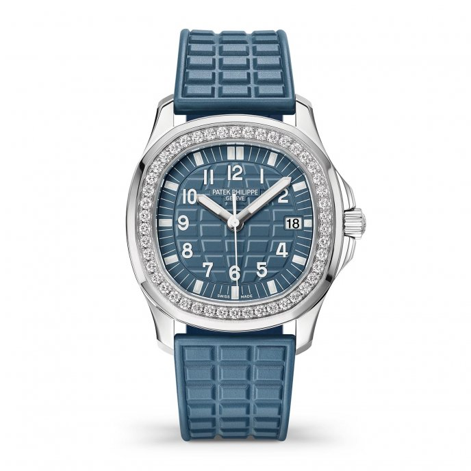 Aquanaut Luce « Misty Blue » réf. 5067A-025