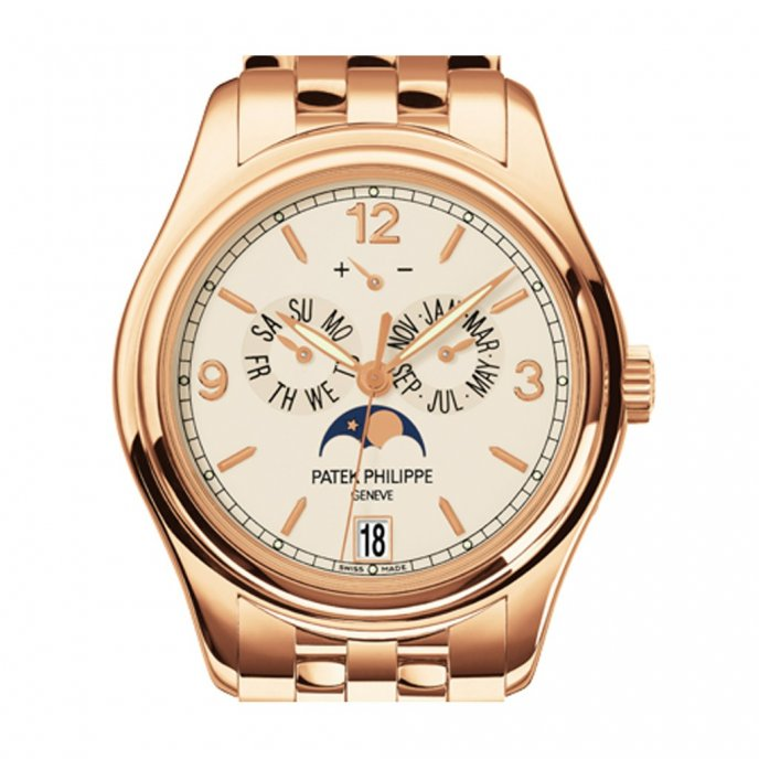 Patek-Philippe-Complications-annual-calendar-51461R-001-or-rose-face-view