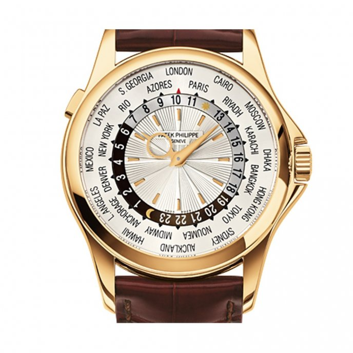 Patek-Philippe-Complications-world-time-5130J-001-or-jaune-face-view