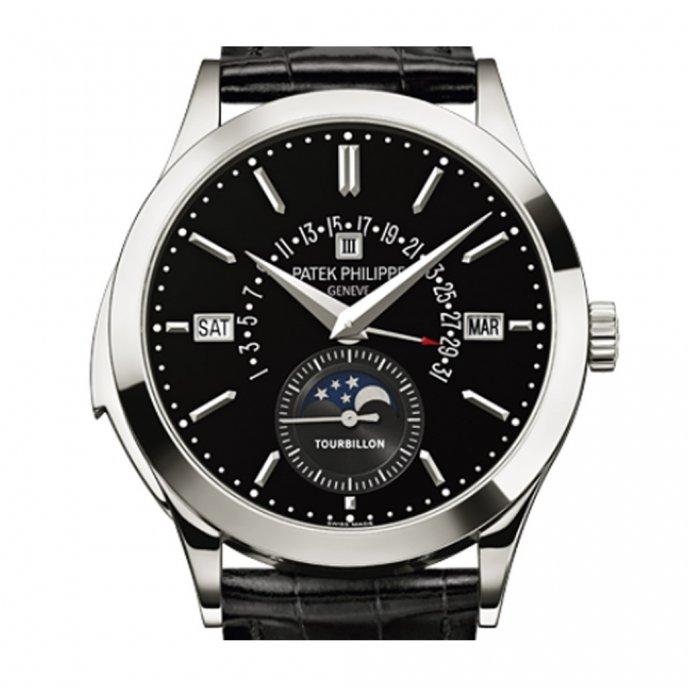 Patek-Philippe-Grandes-Complications-5216P-001-platine-black-dial-back-view