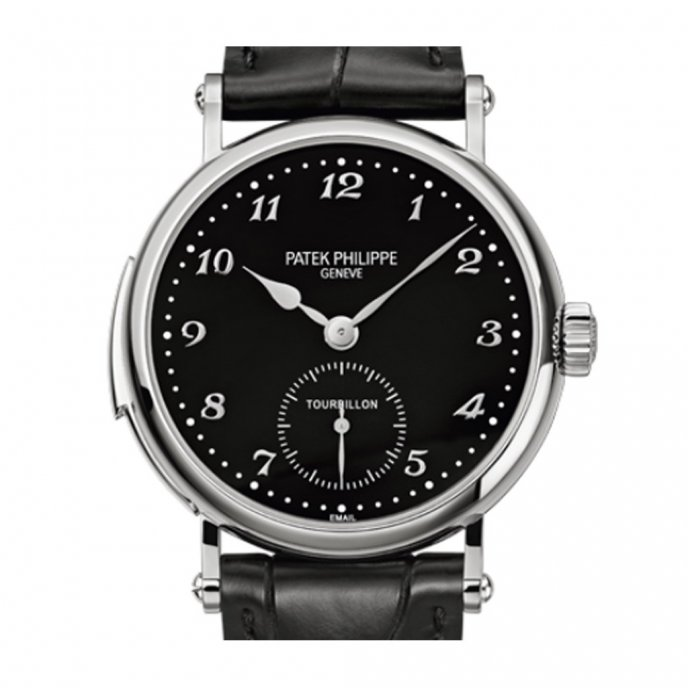 Patek-Philippe-Grandes-Complications-5539G-001-or-gris-black-dial-face-view