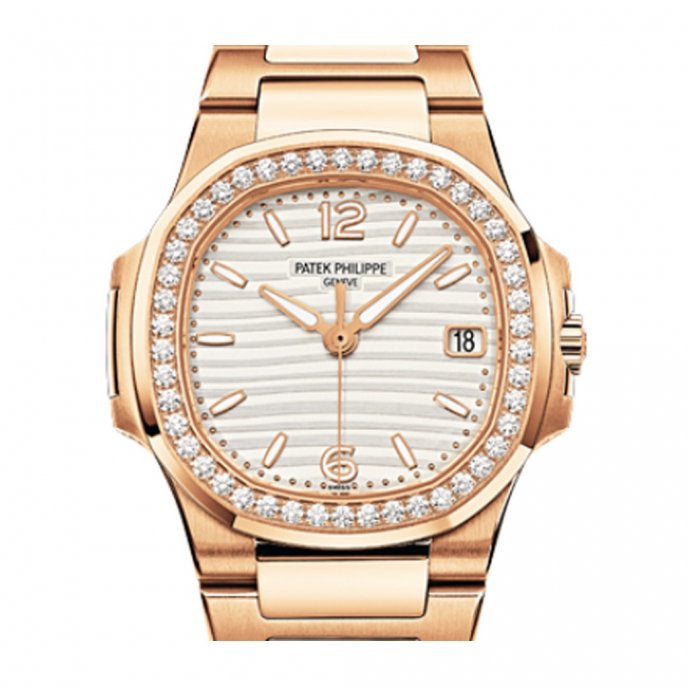 Patek-Philippe-Nautilus-70101R-011-or-rose-white-dial-face-view