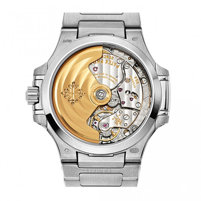 Patek-Philippe-Nautilus-Diamonds-70141G-001-or-gris-anthracite-dial-back-view