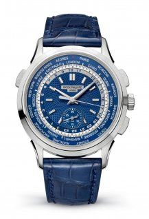 World Time Chronograph Ref. 5930