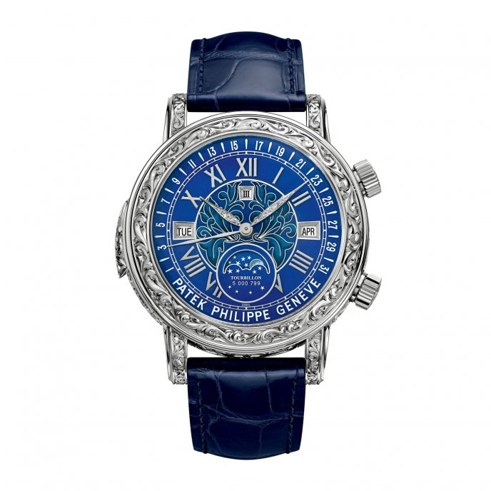 Patek Philippe - Grande Complication - Sky Moon Tourbillon - 6002