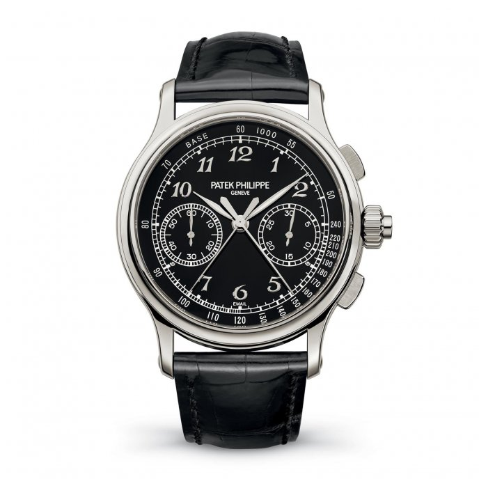 Patek Philippe Chronographe à rattrapante 5370 - watch face view