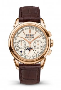 Chronograph with Perpetual Calendar