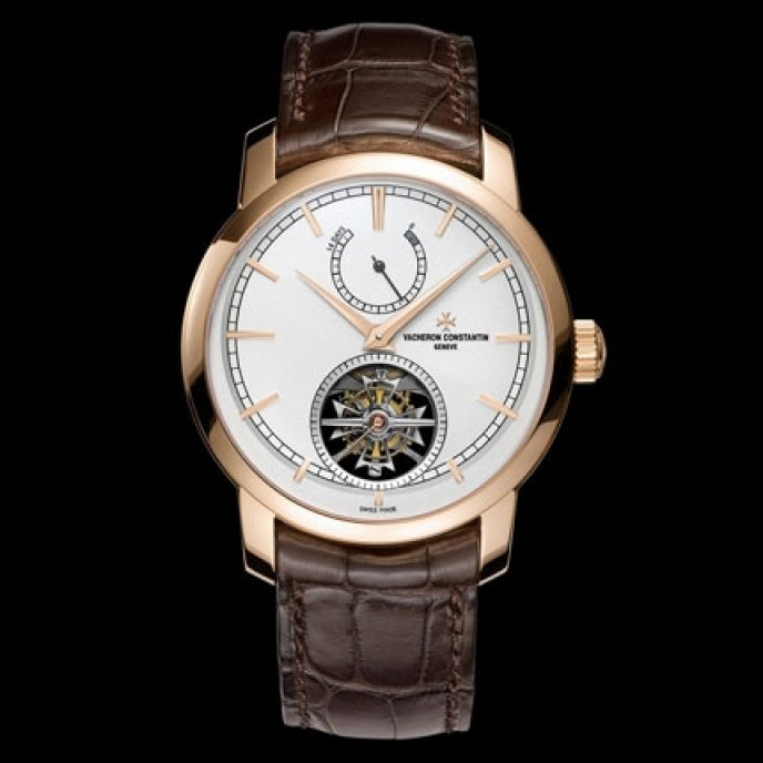Vacheron Constantin - Patrimony Traditionnelle Tourbillon 14 jours