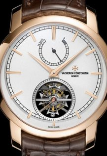 Patrimony Traditionnelle Tourbillon 14 jours