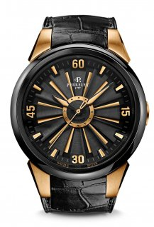 Turbine Black & Gold