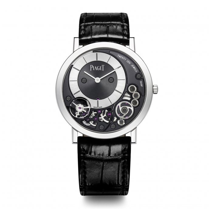 Piaget Altiplano 900P G0A39111 - face view