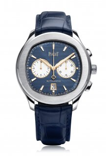Polo S Bucherer Blue Edition