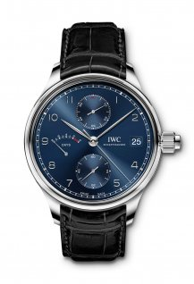 "Portugieser Hand-Wound Monopusher Edition ""Laureus Sport For Good"""