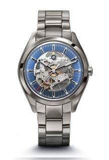 Hyperchrome Automatic Open Heart Bucherer Blue Editions