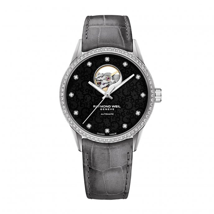 Raymond Weil Freelancer Lady Watch-face-view