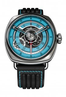 Twenty-One GMT Turquoise