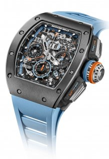 RM 11-05 Automatique Chronographe Flyback GMT