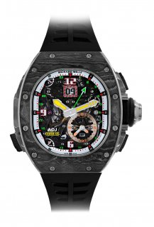 RM 62-01 Tourbillon Vibrating Alarm Vibrante Airbus Corporate Jet