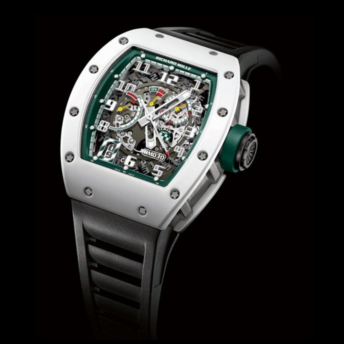 Richard Mille RM030 LMC Watch-face-view