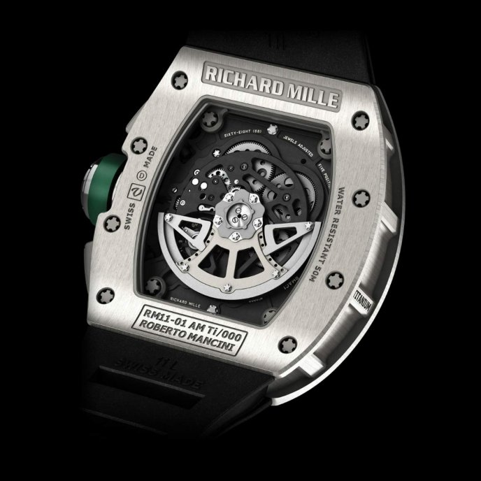 Richard-Mille-Roberto-Mancini-Chronographe-Flyback-RM11-01-back-view