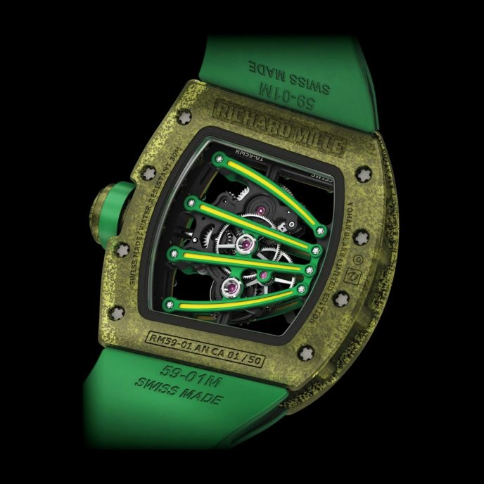 Richard-Mille-Tourbillon-Yohan-Blake-RM5901-back-view